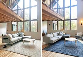 mountain house monday the living room rug dilemma ask the aunce