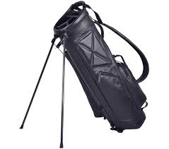 leather stand bag golf bags