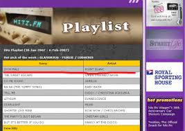 Hitz Fm 20 Chart Straight To The Point Ipohmali The Only Local Song On Hitz