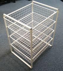 kea antonus wre basket storage system