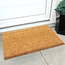heavy duty outdoor rugs fashion natural coir coco fiber non slip outdoor indoor doormat heavy duty