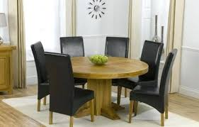 beautiful round dining room sets for 6 table and chairs throughout set ideas stunning