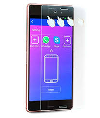Frosskin Samsung Galaxy Grand 2 <b>Tempered glass</b> crystal clear ...