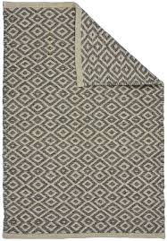 manchester taupe grey natural wool woven rug 3