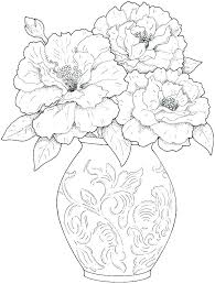 Butterflies And Flowers Coloring Pages Printable Coloring Pages Of