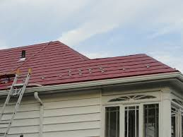 Steel Shingles Metal Roof - Snow Guards