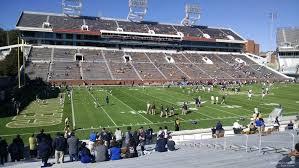 Bobby Dodd Stadium Section 129 Rateyourseats Com