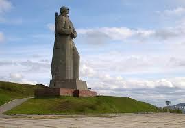 Город герой Мурманск Мемориал Защитникам Советского Заполярья в годы Великой Отечественной войны