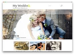Wedding Wordpress Theme 30 Free Wedding Wordpress Themes 2018 Mageewp