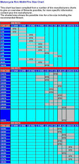 bike tire size conversion chart life style by