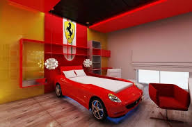 bedroom design red contemporary wood: kids bedroom ferrari room modern wood panels bedroom design contemporary interior luxury lebanese architects pinterest kid luxury and ferrari
