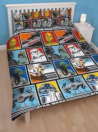 star wars double duvet cover the duvets