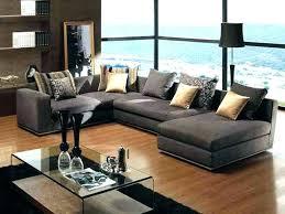 comfortable sectional sofa. Modern Microfiber Sectional Sofa Small Space Configurable Grey Most  Comfortable R