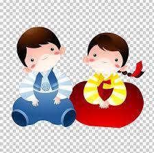Cute Couple Png Cartoon Couple Png Clipart Art Balloon Cartoon Boy Boy