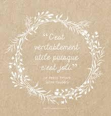 Jolie Citation Sur Fond Kraft Le Petit Prince De Saint Exupéry