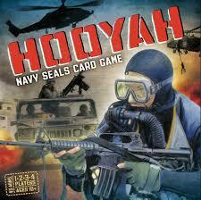 Hooyah Navy Seals Card Game Board Game Boardgamegeek