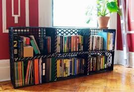 milk crate storage. Perfect Crate Plastic Milk Crates As Book Storage  Using With Crate H