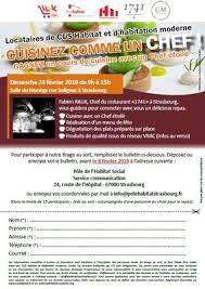 Gagnez Un Cours De Cuisine Avec Un Chef étoilé