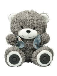 <b>Колонка RITMIX ST</b>-<b>250</b> Bear BT Grey <b>Ritmix</b> 4763387 в интернет ...