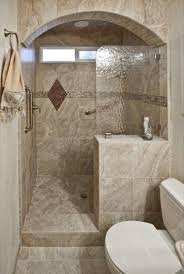 Walk In Shower Designs For Small Bathrooms