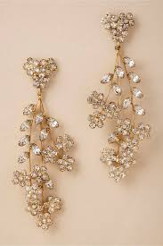 14k gold chandelier earrings fresh bhldn gold elysia chandelier earrings in shoes accessories