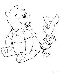 Disegni Da Colorare E Stampare Gratis Di Winnie Pooh Pronto Imelda