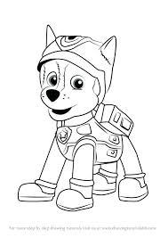 Paw Patrol Coloring Paw Patrol Coloring Pages For Kids Paw Patrol