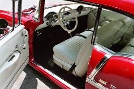 Photo: 55 Chevy Old Style Interior   1955 Chevy Bel Air Sport ...