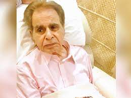 Dilip Kumar is in complete isolation to ...