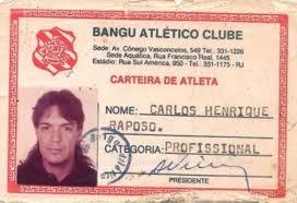 """Carlos Henrique Raposo """"Kaiser"""", el falso nueve"""