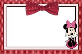 free minnie mouse invitation template download free printable minnie mouse invitation template free top