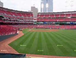 Great American Ball Park Section 140 Seat Views Seatgeek
