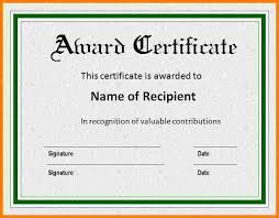 Award Of Excellence Certificate Template Award Certificates Word Free Award Templates AndroidApp Info Award 67