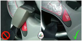 buckle crunch collage if your child car seat