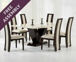 dining table sets. Brilliant Ideas Marble Dining Table Set Sets The Great Furniture Trading Company