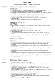 Electrician Resume Sample Journeyman Electrician Resumes Krida 92
