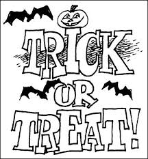 Small Picture Coloring Pages Printable For Halloween Coloring Pages