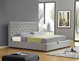 modern bedroom furniture with storage. Delighful Bedroom Prague Storage Bed In Light Grey Fabric In Modern Bedroom Furniture With M