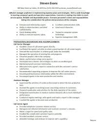 Sample Resume For Inbound Customer Service Representative call center rep resume Intoanysearchco 52