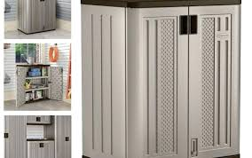 suncast outdoor storage cabinet garage metal storage for drawers ideas wooden plans cab bathroom wall home