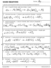 fascinating mr brueckners chemistry class hhs 2016 12 key for chemical equations worksheet worksheet large