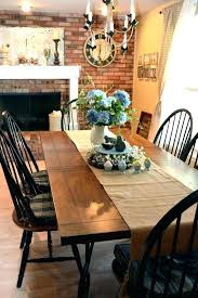 expandable farmhouse dining table plans set round full size of