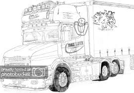 The Trucknet Uk Drivers Roundtable View Topic Truck Drawings