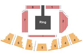 Sam S Town Live Las Vegas Seating Chart Future Stars Of Wrestling Against All Odds Tickets Fri Nov