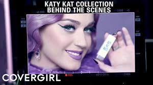 the making of the katy kat collection makeup by katy perry cover