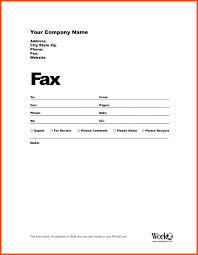 How To Fill Out A Fax Cover Sheet Free Template Printable