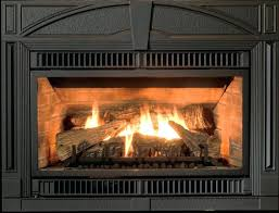 gas fireplace logs fire dallas texas pit for