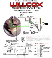 1963 1967 corvette fuel gauge wiring schematic willcox corvette 63 67 corvette fuel gauge wiring schematic