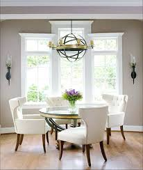 glass top round dining table set round glass top dining table table home accessories design glass