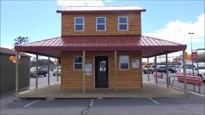 Small Picture Tiny House for sale at Home Depot YouTube